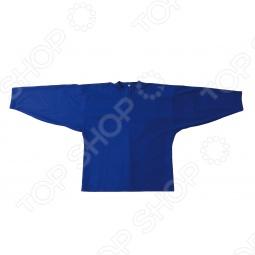фото Рубашка тренировочная ATEMI. Цвет: синий. Размер: L (52), купить, цена