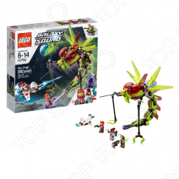 фото Конструктор Lego Инсектоид - Захватчик, Серия Galaxy Squad