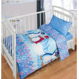 фото Комплект постельного белья Непоседа Лоло И Пепе, Детские комплекты постельного белья