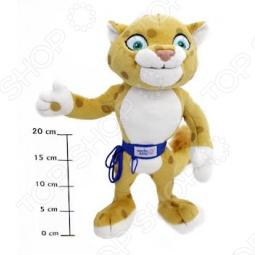 """Игрушка Леопард """"Sochi 2014"""" 36 см"""