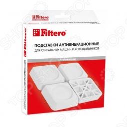 фото Подставка под ножки антивибрационная Filtero 909, Аксессуары для крупной бытовой техники