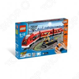 фото Конструктор Lego Пассажирский Поезд, Серия City