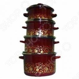 фото Набор посуды Эмаль Россыпи, купить, цена