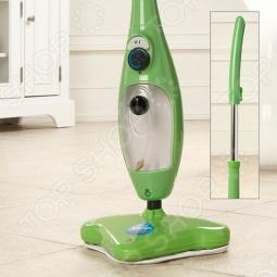 Швабра паровая H2O MOP X5 Elite зеленая