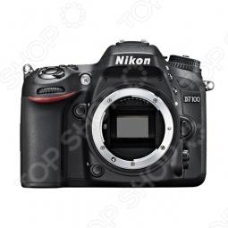 фото Фотокамера цифровая Nikon D7100 Body, Зеркальные фотоаппараты