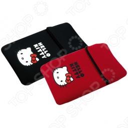 фото Чехол защитный Cellular Line Hello Kitty Для Нетбука И Dvd Плеера, Защитные чехлы для плееров