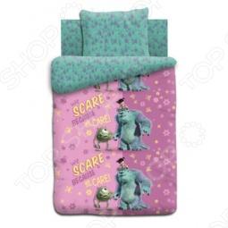 фото Комплект постельного белья Непоседа Монстры, Детские комплекты постельного белья