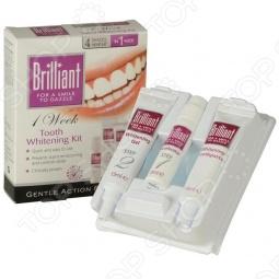 фото Отбеливающий комплекс Brilliant 7Дней, Отбеливающие средства для зубов