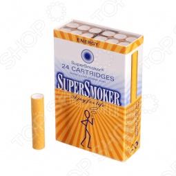 фото Фильтр-картридж Supersmoker Energy, Электронные сигареты и фильтры