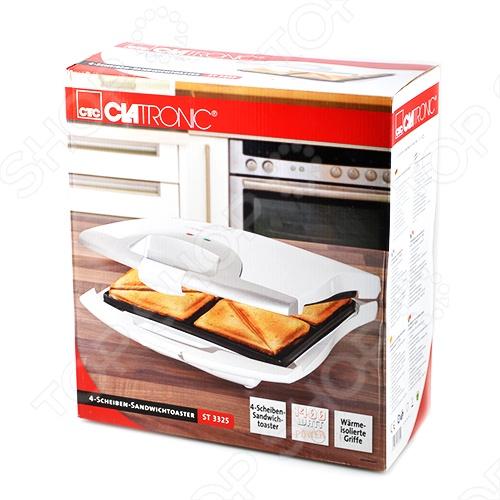 Сэндвичница Clatronic ST 3325 купить в интернет-магазине TOP SHOP ...