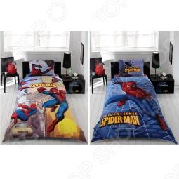 фото Комплект постельного белья TAC Spiderman Sense Dortlu, Детские комплекты постельного белья