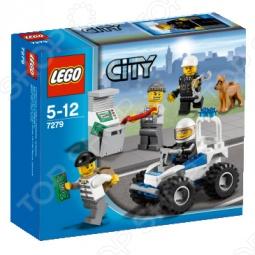 фото Конструктор Lego Коллекция Полицейских Минифигурок, Серия City