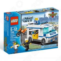 фото Конструктор Lego Перевозка Заключенных, Серия City