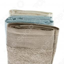 Полотенце махровое из органического хлопка Laura Amatti