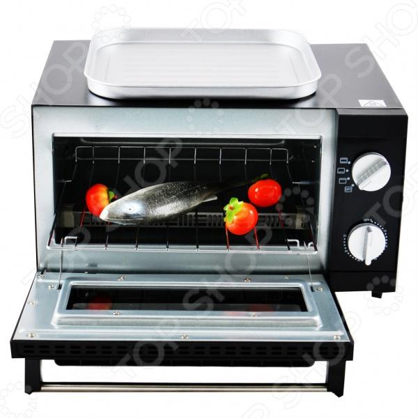 Мини-печь Clatronic