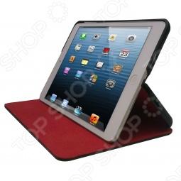 фото Чехол NHL Cover Red Stitching Для Ipad Mini, Защитные чехлы для планшетов iPad