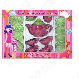 фото Набор посуды для детей Маруся Спелая Ягодка, Посуда для детей