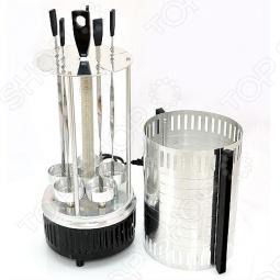 фото Электрический гриль-электрошашлычница Maxima Mbq-0251, Шашлычницы электрические