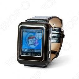 Часы-мобильный телефон Watchtech V4 черные