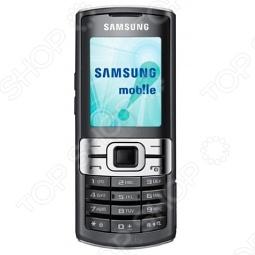 фото Мобильный телефон Samsung C3011 Black, Мобильные телефоны