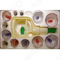фото Банки для вакуумного массажа с магнитами Yuexiao. Количество предметов: 24, Вакуумные массажеры
