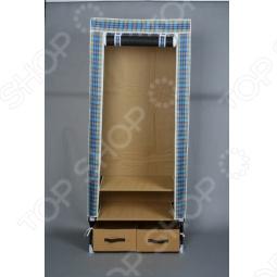 фото Гардероб складной с чехлом и 2-мя ящиками внизу, Кофры. Чехлы. Органайзеры для вещей