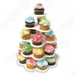 фото Подставка для пирожных Bradex «Башенка», Сахарницы. Конфетницы