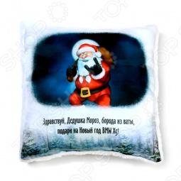 фото Подушка декоративная «Санта», Декоративные подушки