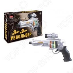 фото Револьвер Zhorya Х75024, Другое игрушечное оружие