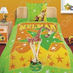 фото Комплект постельного белья Непоседа Мелман, купить, цена