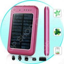фото Устройство зарядное солнечное универсальное, Портативные зарядные устройства