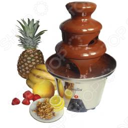 фото Шоколадный фонтан Smile Chf 1260, Необычная техника для кухни