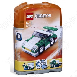 фото Конструктор Lego Мини Спортивный Автомобиль, Серия Creator