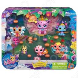 Набор игровой для девочек Littlest Pet Shop Коллекционный с феями