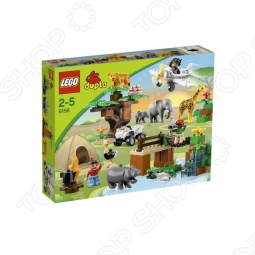 фото Конструктор Lego Фотосафари, Серия Duplo