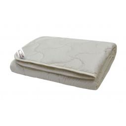 Одеяло на козьем пуху стеганное