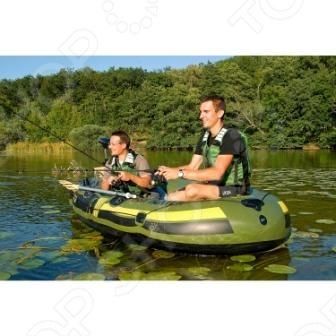 рыбалка с лодки хантер пвх