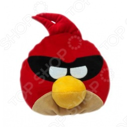 фото Подушка-игрушка декоративная Angry Birds Space Super Red Bird, Подушки детские