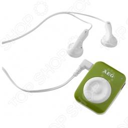 фото Плеер mp3 AEG Mms 4221 Grun-Weis, MP3-плееры