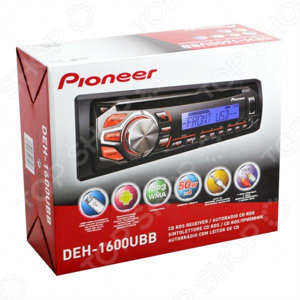 Pioneer deh-9600mp схема