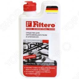 фото Чистящее средство для нержавеющей стали Filtero 301, Чистящие, моющие средства