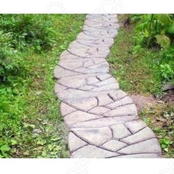 фото «Каменная тропинка» опалубка: 60x80 см, Другие элементы ландшафта и декора