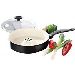 Сковорода Delimano Ceramica Prima Dry Cooker