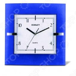 фото Часы настенные Scarlett Sc-55 Fv, Часы настенные