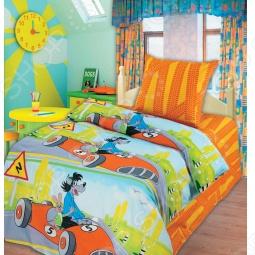 фото Комплект постельного белья Непоседа Дорога, Детские комплекты постельного белья