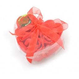 """фото Мыльные цветы Банные Штучки """"розы В Сердце"""". 3 Штуки, Наборы для ванны и душа"""