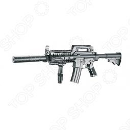 фото Автомат М16 пневматический Взвод М22047, Пневматическое оружие