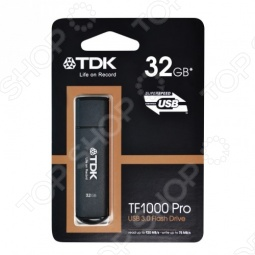 фото Флешка TDK Tf1000 Pro 32Gb 3.0 Usb Drive, Флешки