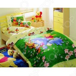 фото Комплект постельного белья TAC Winnie The Pooh Rainbow, купить, цена