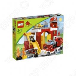 фото Конструктор Lego Пожарная Станция, Серия Duplo